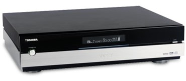 HD-DVD-Player Toshiba HD-XA1