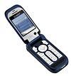 UMTS-Klapp-Handy mit 2-Megapixel-Kamera und Kartensteckplatz