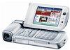Nokia N93 mit WLAN und UMTS für mobile Videoaufnahmen