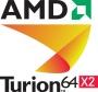 AMD stellt Mobilprozessor Turion64 X2 vor