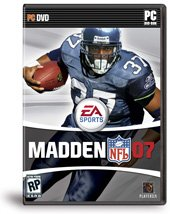 EAs Madden 07 in neuer Verpackung