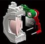 Ricoh: Faltobjektiv-Digicam mit 5,7fachem Zoombereich