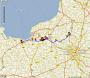 Tour de France mit Leidensdaten auf Google Maps