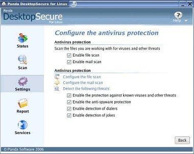 Panda veröffentlicht anti viren software für linux