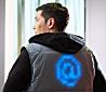 Philips zeigt Jacke mit integriertem Display auf der IFA