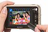 Anfassen erwünscht: Sony-Kamera mit 10 Megapixeln
