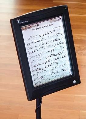 Digitales Notenpult Android