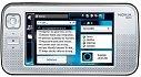 N800 - Nachfolger für Nokias Internet-Tablet 770