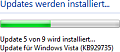 Schon drei wichtige Updates für Windows Vista