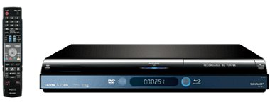 Sharp BD-HP1 Blu-ray Disc Player