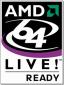 """CeBIT: AMD Live mit Logo-Programm und """"Active TV"""""""