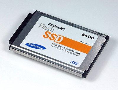 Samsung - SSD im 1,8-Zoll-Format