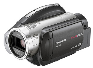 Panasonic HDC-DX3