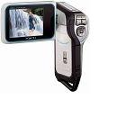 Schnorchel-Videokamera mit SD-Speichermedium von Sanyo
