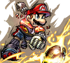 Spieletest: Mario Strikers Charged Football - Fußball extrem