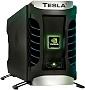 "Nvidias ""Tesla"": Externe Grafikkarten als Supercomputer"