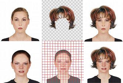 Haarschnitt Simulation  300 Frisuren Zum Anprobieren   Golem De