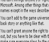 Microsoft Game Studios: Restriktive Regeln für Fanprojekte