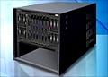 24 Kerne im Büro: IBMs Bladecenter mit Schalldämpfer