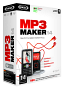 MP3 Maker 14 stellt Musikarchiv als Sternenkarte dar