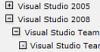 Visual Studio 2008 ist fertig