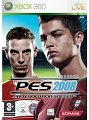 PES 2008 (Xbox 360, PS2, PS3, PC)