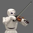 Toyota präsentiert geigenden Roboter