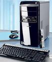 Aldi-PC: Quad-Core-Prozessor und GeForce 8600 GT
