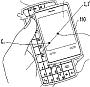 Pfiffiger Mechanismus für Handys mit Minitastatur
