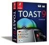 Toast 9 Titanium für Mac unterstützt Blu-ray und iPhone