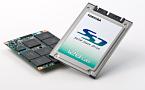 SSD mit 128 GByte von Toshiba