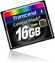 Transcend: CompactFlash schreibt und liest mit 45 MByte/s