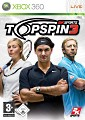 Top Spin 3 (Xbox 360, PS3, Wii)