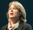 Diane Greene auf der VMworld Europe 2008 (Quelle: Vmware)