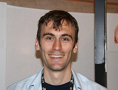 Jeff Bigham, der Entwickler von WebAnywhere