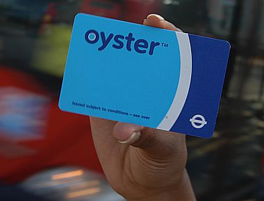 Oyster Card (Quelle: TfL)