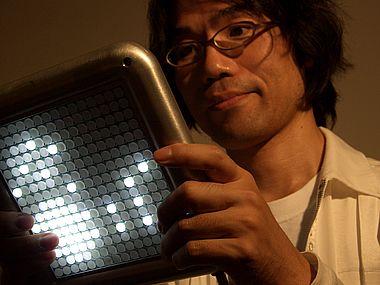 Toshio Iwai (Foto: Petra Vogt)