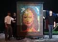 Nvision: Mythbusters malen Mona Lisa in 80 Millisekunden