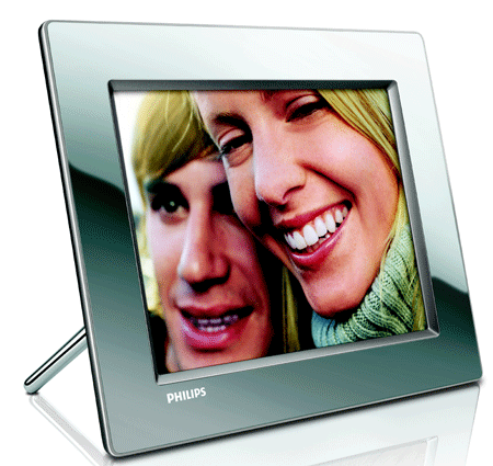 Philips Wireless Digital PhotoFrame 8FF3WMI