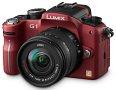 Lumix DMC-G1 - Kompaktkamera mit Wechselobjektiven