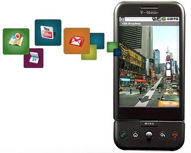 Bilder des HTC-Geräts waren kurzzeitig bei T-Mobile zu finden