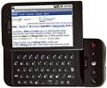 Erster Eindruck: Google-Smartphone G1 mit Minitastatur