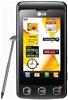 LG KP500: Touchscreenhandy mit iPhone-Feeling für Einsteiger