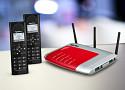 Fritz-Fon MT-D: Schnurlostelefon mit HD-Telefonie