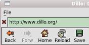 Schlanker Webbrowser Dillo 2.0 veröffentlicht