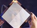 Fraunhofer forscht an Leuchten aus organischem Plastik