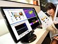 Samsung: 23-Zoll-LCD mit 2.048 x 1.152 Bildpunkten