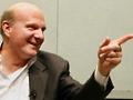 Ballmer sieht in Googles Mobiltelefonen keine Konkurrenz