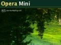 Opera Mini 4.2 erhält anpassbare Oberfläche