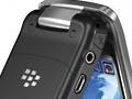 Test: Erstes Blackberry-Smartphone mit Klappmechanismus